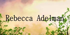 Adelman , Rebecca