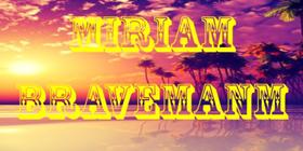 Braveman, Miriam