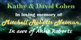 Cohen-Kathy-David