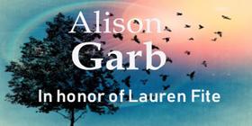 Garb, Alison