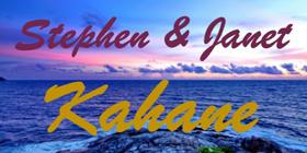 Kahane, Stephen & Janet