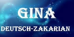 Zakarian, Gina