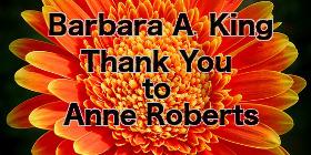 Barbara A. King