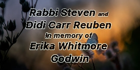 Rabbi Steven
