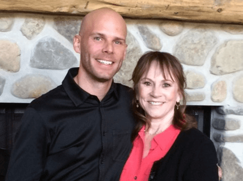 Brian Moorman and Susan Whitmore