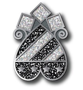 Military Grief Pin