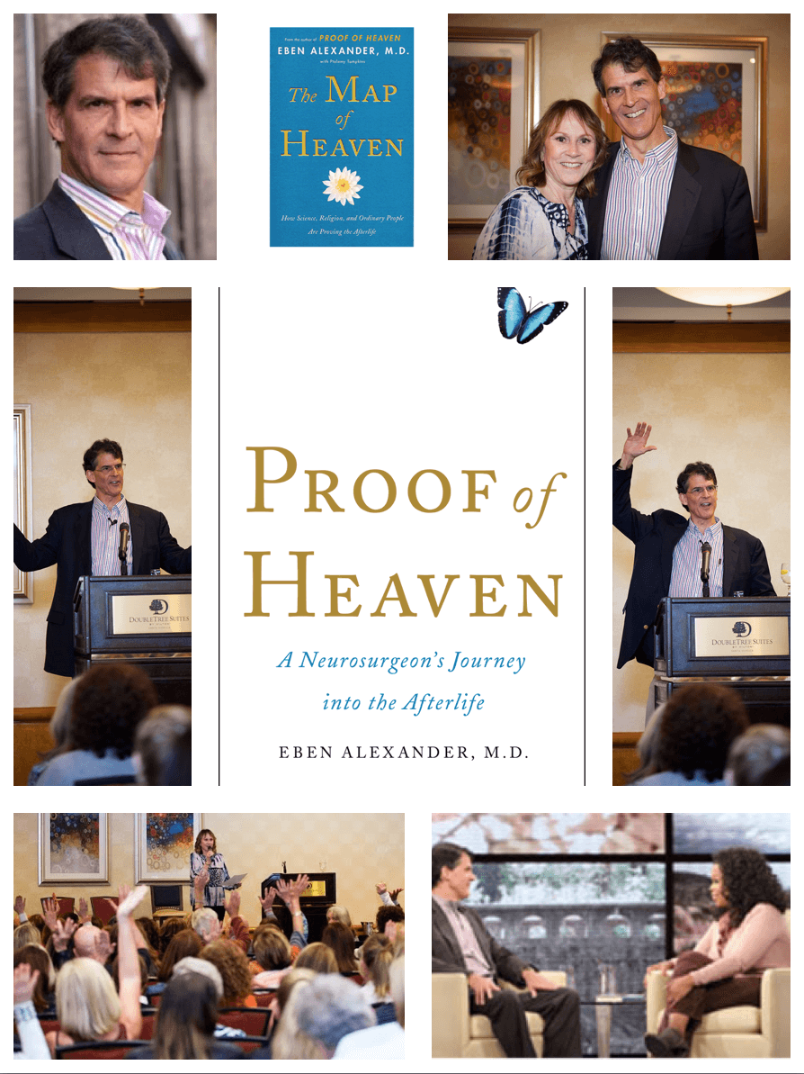 Spend the Evening With Dr. Eben Alexander