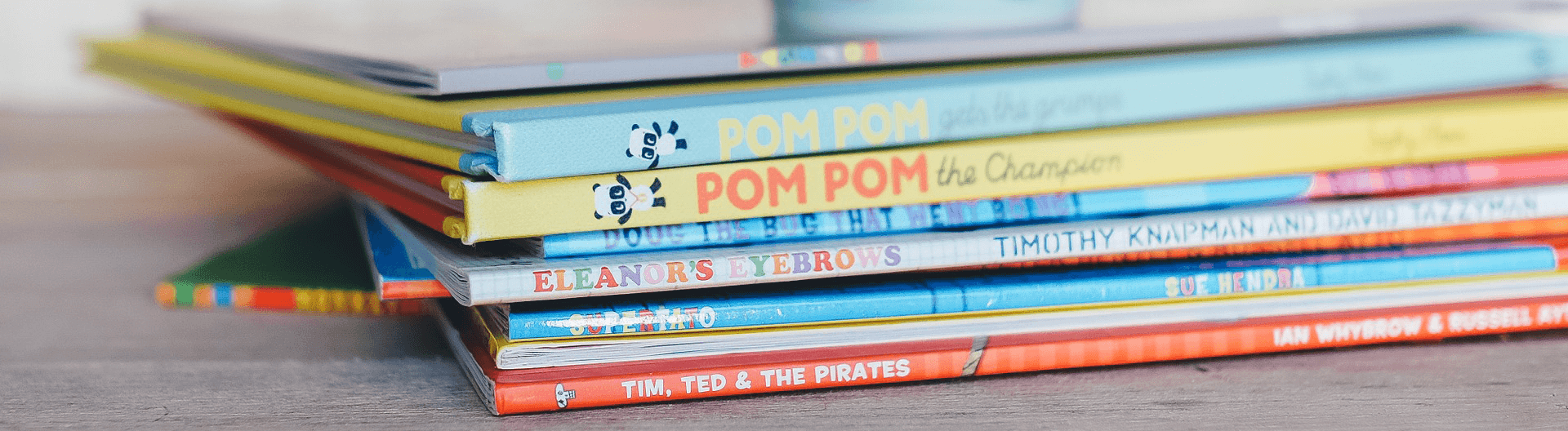 Recommended Books For Children